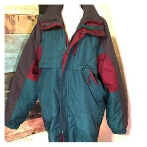 Columbia heavy Jacket